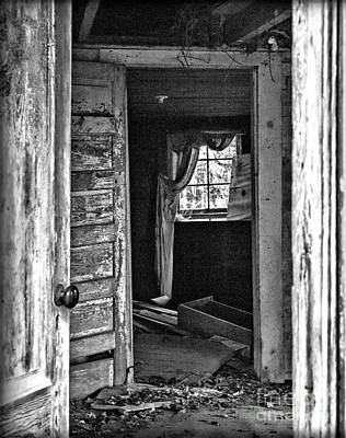 Photograph - Doors And Windows by Walt Foegelle