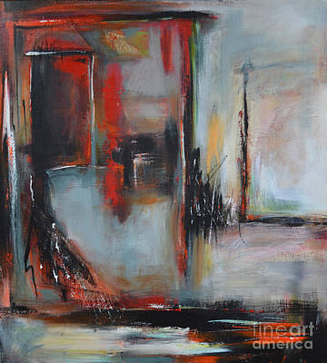 Painting - Doors by Cher Devereaux
