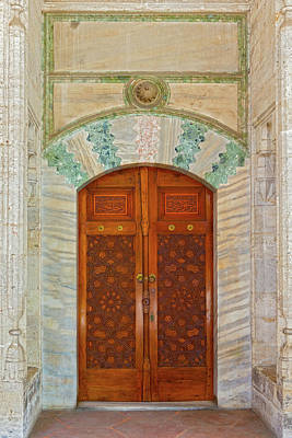 Photograph - Doors  In Istanbul, Turkey. by Marek Poplawski