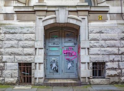 Photograph - Doors by Nick Barkworth