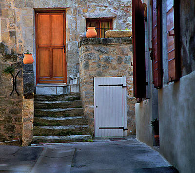 Photograph - Doors Of France by Hugh Smith
