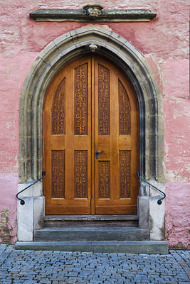 Doors Of Germany Art Print