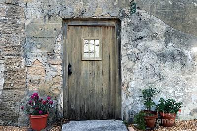 Photograph - Doors Of St. Augustine by Marcia Lee Jones