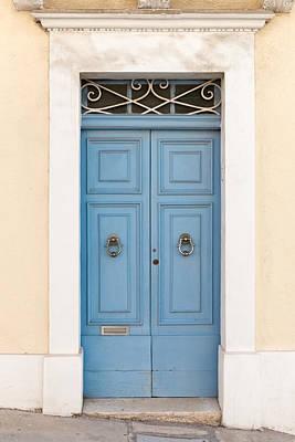 Door Wall Art - Photograph - Doors Of The World 11 by Sotiris Filippou