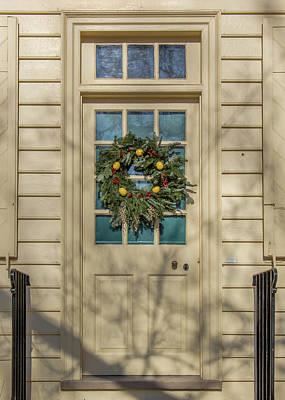 Virginia Photograph - Doors Of Williamsburg 74 by Teresa Mucha