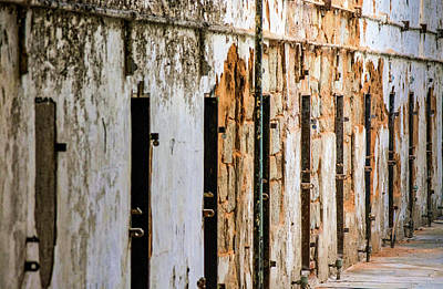 Photograph - Doors by Stewart Helberg