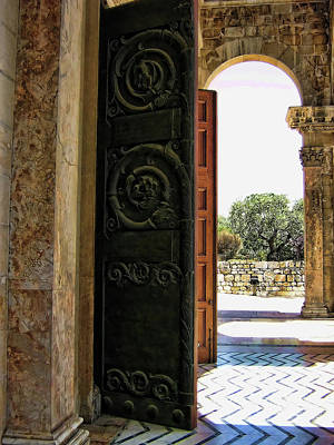 Doors To All Nations Art Print