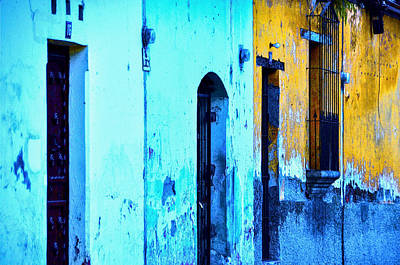 Photograph - Doors by Valerie Rosen