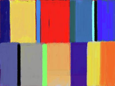 Painting - Doors5 by Roberto Perez