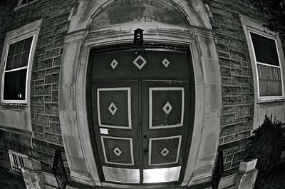 Photograph - Doorway by Brynn Ditsche