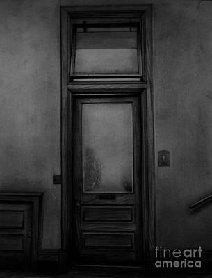 Hardware Drawing - Doorway  by Gary Reising