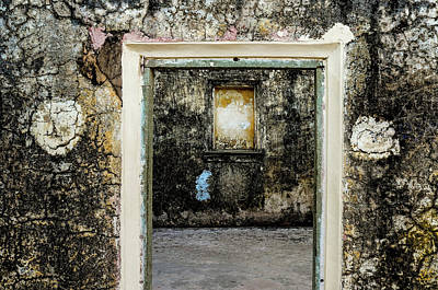 Photograph - Doorway by M G Whittingham