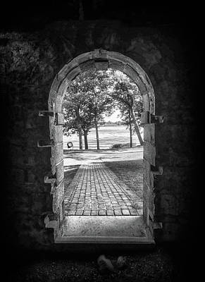 Photograph - Doorway by Marvin Borst