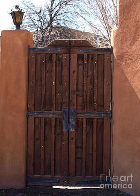 Doorway New Mexico Art Print