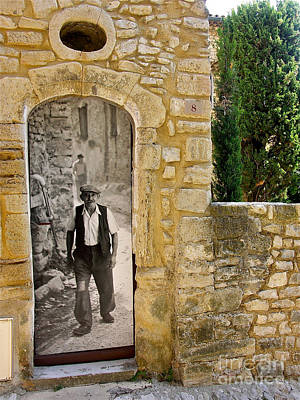Photograph - Doorway To Before 1 by JK McCrea