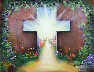 Painting - Doorway To Heaven by Kristi Roberts