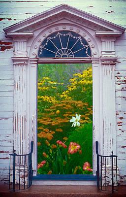 Digital Art - Heaven's Gate by Yuri Lev