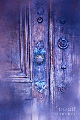 Digital Art - Doorway To History by Ella Kaye Dickey