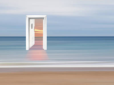 Photograph - Doorway To The Future by Gill Billington