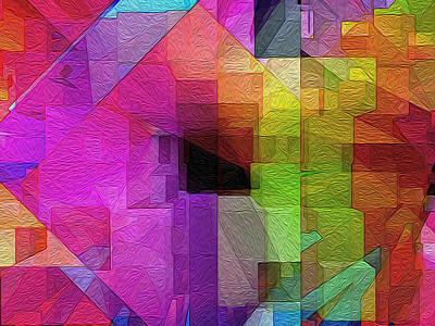 Digital Art - Doorways 2 by Lynda Lehmann