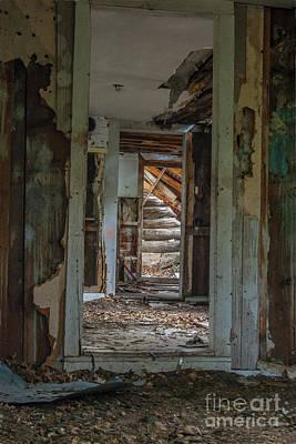 Photograph - Doorways by Tony Baca