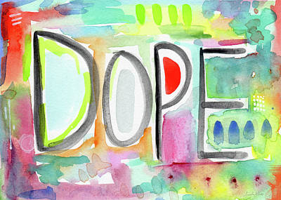 Painting - Dope- Art By Linda Woods by Linda Woods