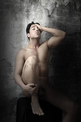 Gay Digital Art - Dorian by Mark Ashkenazi