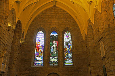 Photograph - Dornoch Cathedral by Tony Murtagh