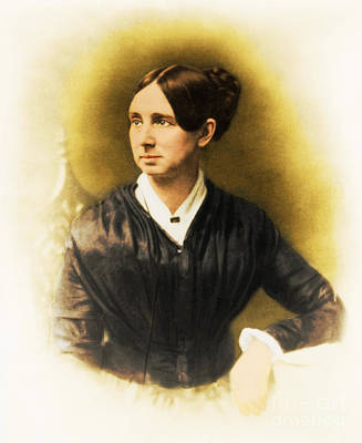 Dorothea Dix, American Reformer Art Print by Photo Researchers