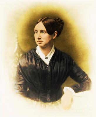Dorothea Dix, American Reformer Art Print