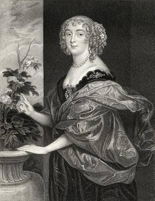 Dorothy Sidney Countess Of Sunderland Art Print