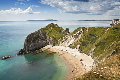 Photograph - Dorset Coast by Ian Merton
