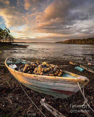 Photograph - Dory by Benjamin Williamson