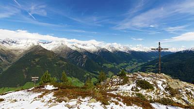 Photograph - Dosso Piccolo - Alto Adige by Andreas Levi