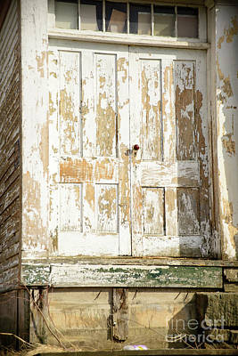 Photograph - Double Doors by Alana Ranney