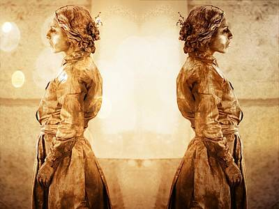 Photograph - Double Gold by Alice Gipson