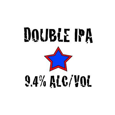 Photograph - Double Ipa by Bill Owen