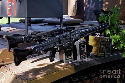 Photograph - Double Mg-42s by Paul Mashburn