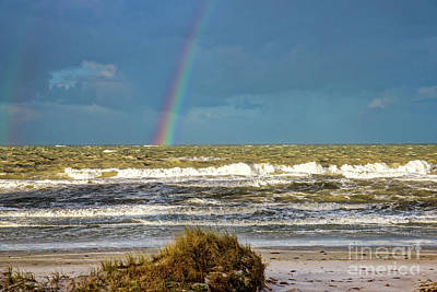 Photograph - Double Rainbow by Paul Mashburn