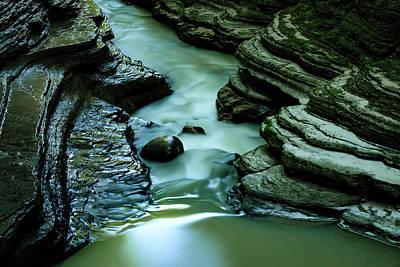 Photograph - Double S-Turn by Howard Yermish