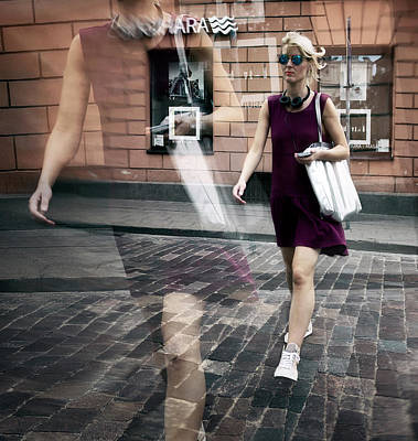 Photograph - Double Trouble by Michel Verhoef
