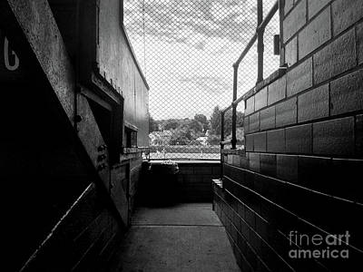 Photograph - Doubleday Field Walk Up by Paul Cammarata