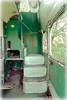 Photograph - Doubledecker by Julie Niemela