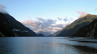Photograph - Doubtful Sound, New Zealand No. 1 by Sandy Taylor