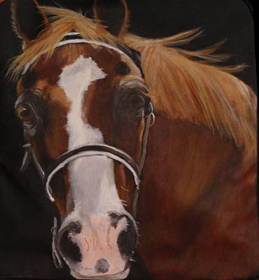 Painting - Doug by Carol Russell
