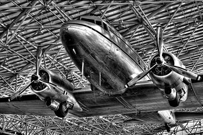 Photograph - Douglas Dc-3 by David Patterson