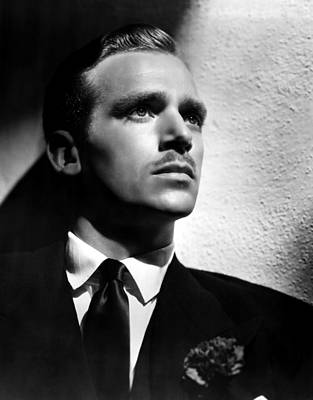 Ev-in Photograph - Douglas Fairbanks, Ca. Late 1930s by Everett