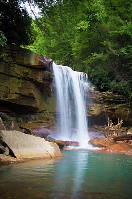 Photograph - Douglas Falls by Daniel Houghton