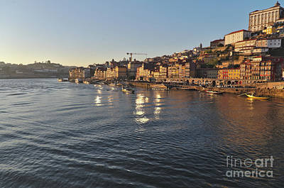 Photograph - Douro Scenery From Bridge by Angelo DeVal