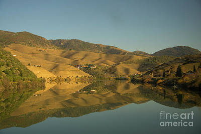 Lego Art - Douro valley Reflections by Rob Hawkins